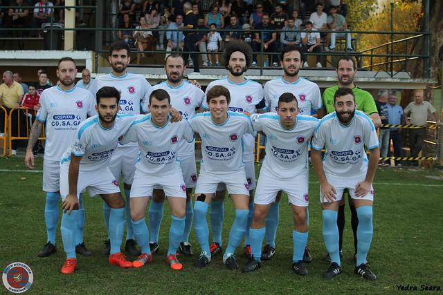 Ribeiro FC. vs UD. Ourense (Copa Diputación)