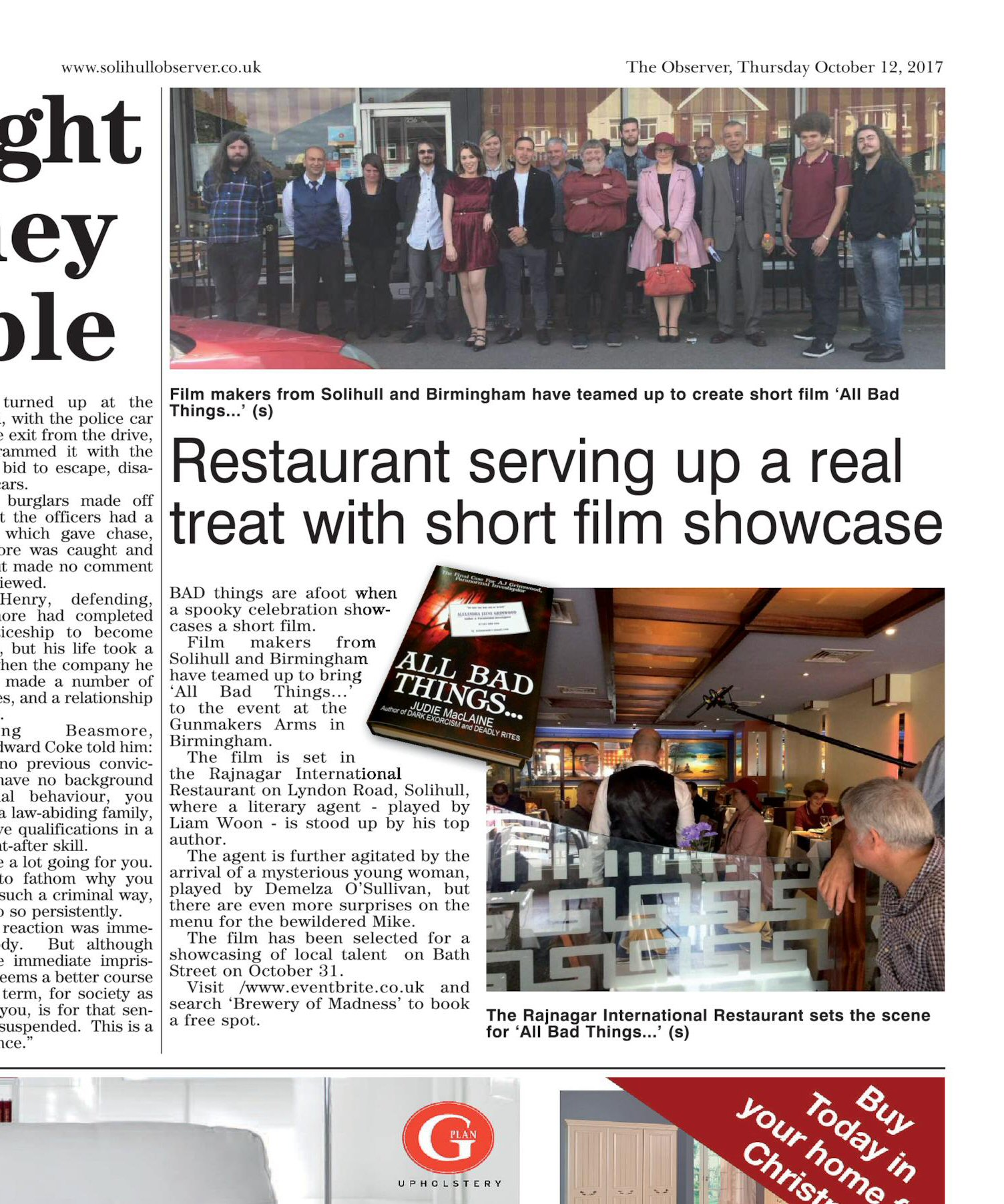 2017-10-12 Solihull Observer