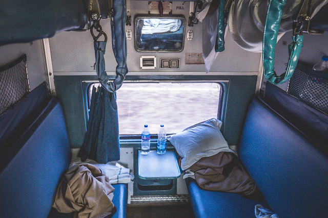 Train - Kolkata to Goa-2 A Quick Guide to Delhi, India | Heading to Delhi soon? Here is all you need to know to make your trip smoother and funner! | What to do in Delhi | Where to stay in Delhi | How to get around Delhi