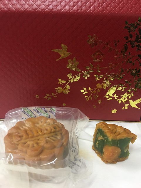 Mid Autum mooncake