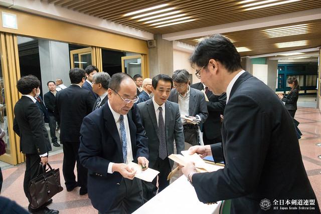 第65回全日本剣道選手権大会係員打ち合わせ会風景_001