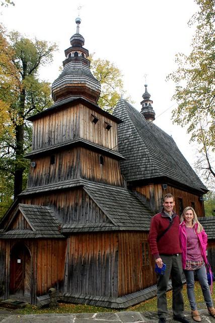 Iglesias de madera de Polonia
