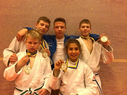 Gothenburg Judo Open 2017-10-14
