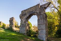 Aqueduc romain du Giers 15 Octobre 2017