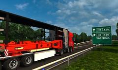 [ETS2 1.28] Euro truck simulator 2