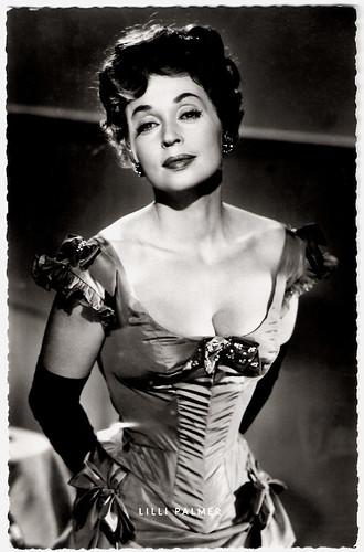 Lilli Palmer in Eine Frau die weiss was Sie will (1958)