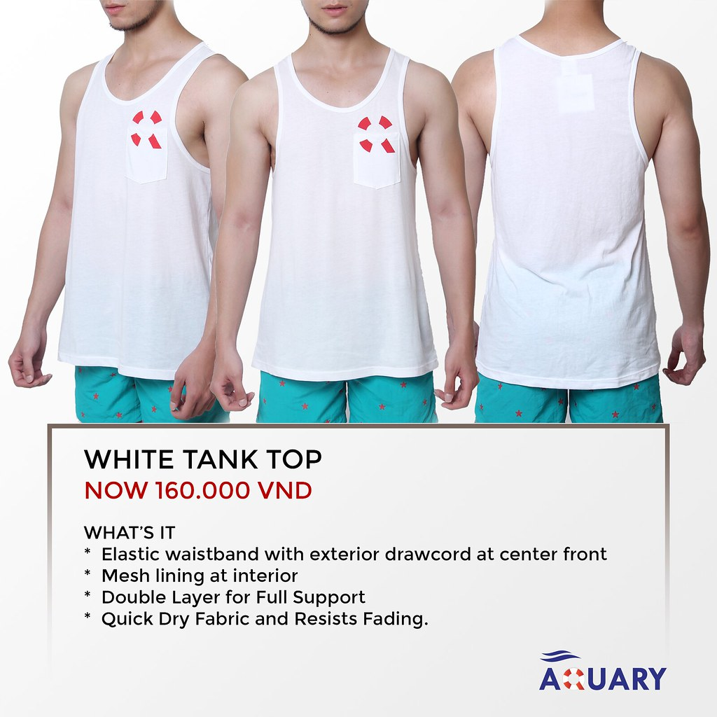 AQUARY TankTop SS2 2017 Collection