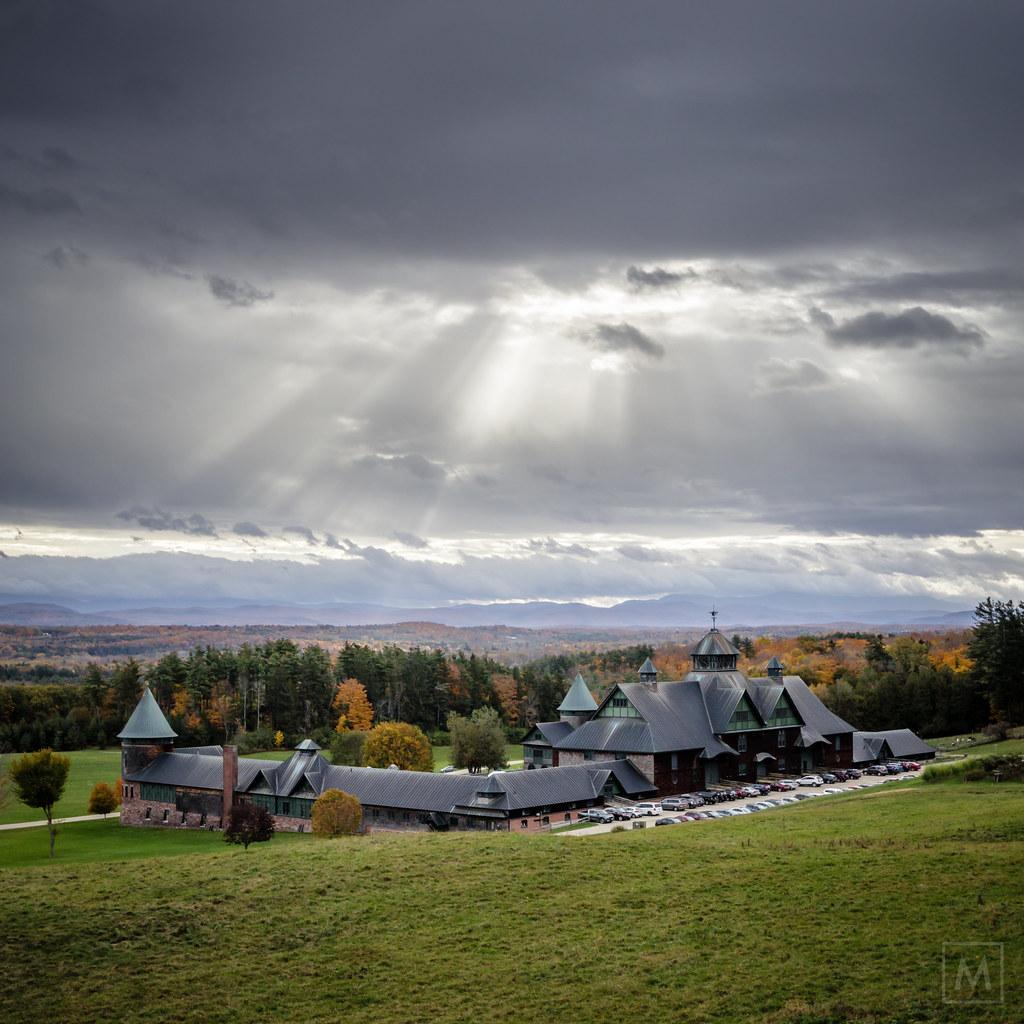 Farm Barn, Milky Way
