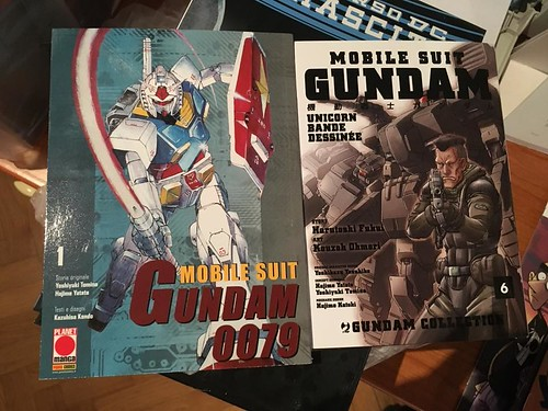 Mobile Suit Gundam Unicorn - Bande Dessinee 6