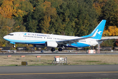 Boeing 737-85C(WL) Xiamen Airlines B-1305 LN6650