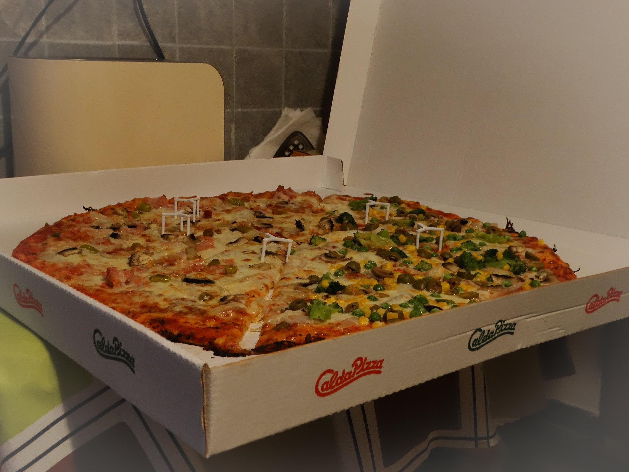 Családi pizza 1