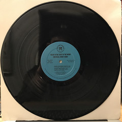 THE UNIVERSAL ROBOT BAND:FREAK IN THE LIGHT OF THE MOON(RECORD SIDE-B)