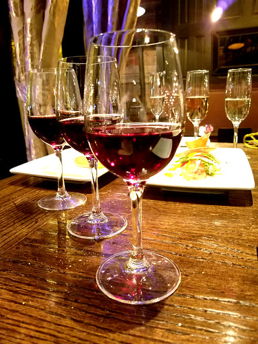 Pinot Noir Flight