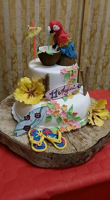 Super Adorable Cake by Angela Sweet Cakes