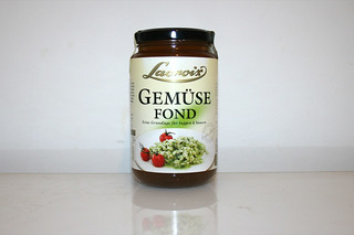08 - Zutat Gemüsefond / Ingredient vegetable stock