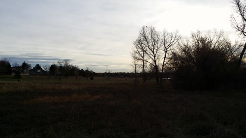 #tommw 56F mostly cloudy. Windy