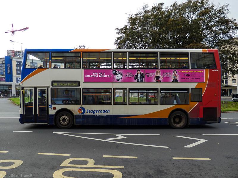 Stagecoach Devon 18069 WA04CRZ