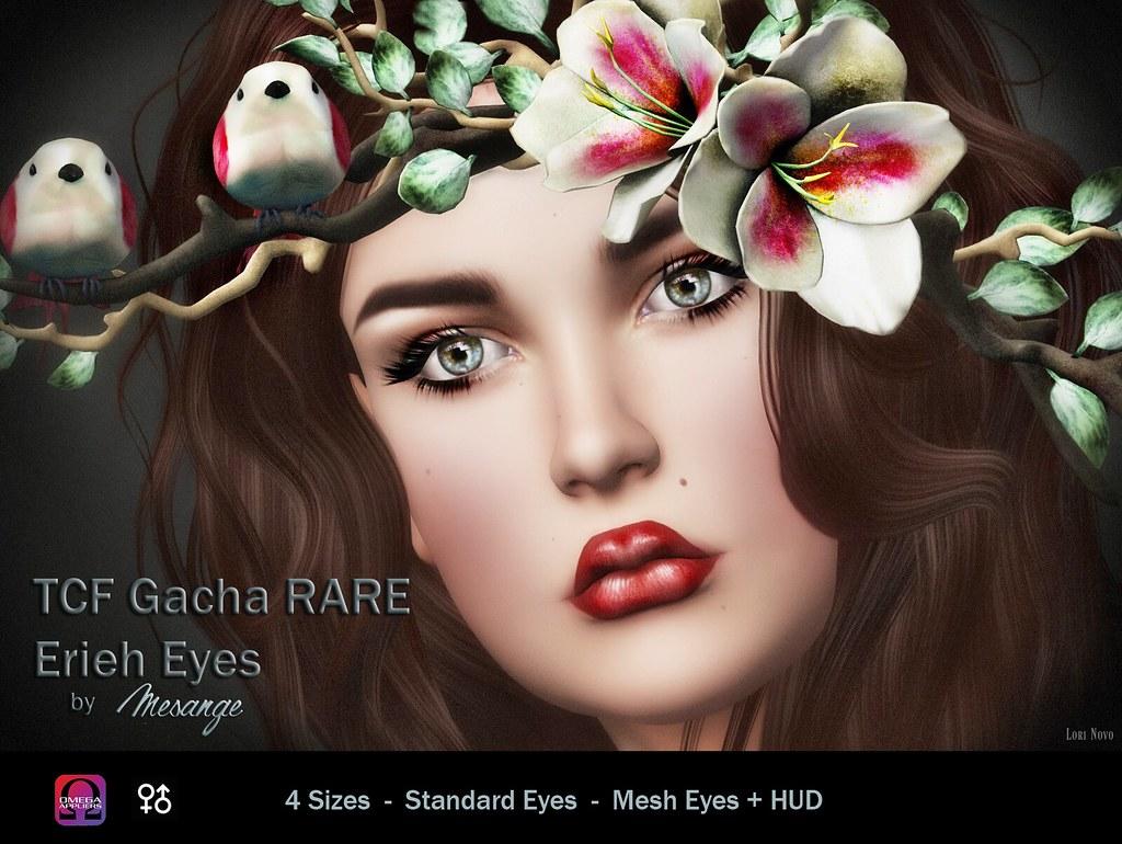 MESANGE - Erieh Eyes - TeleportHub.com Live!