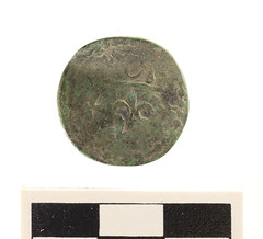 Unknown Colonial token obverse a1