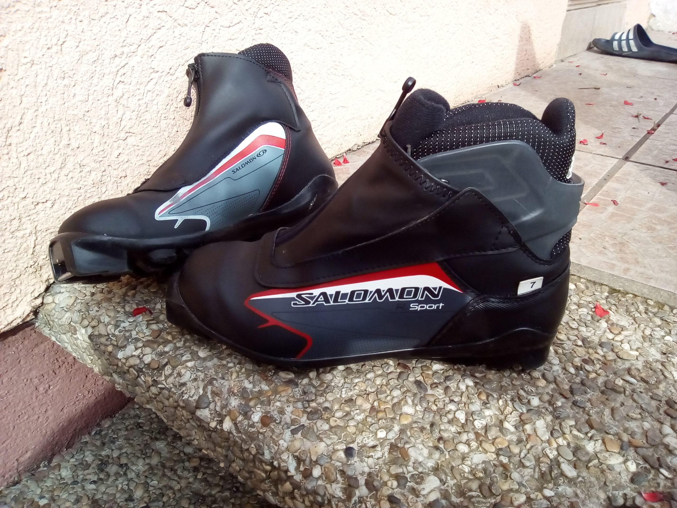a8ae2c23efc boty na běžky - Bazar - Běžky.net