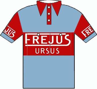 Frejus - Giro d'Italia 1954