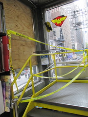 Man Jumps Out Midtown Comics Store 2nd Floor Window 2255