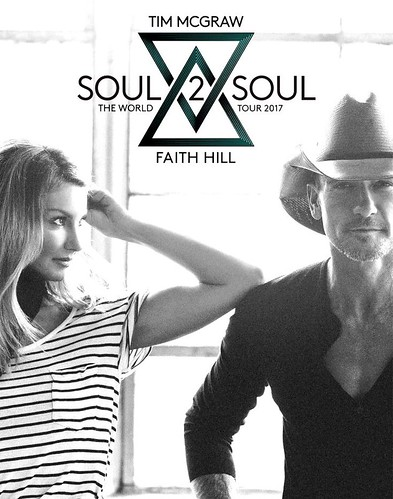 """""""Soul2Soul"""" – Tim McGraw & Faith Hill in Concert"""
