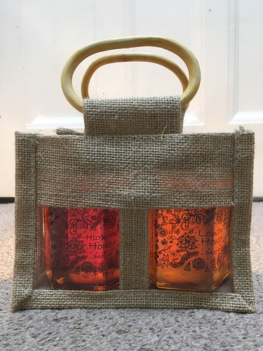 Highgate Honey two jar gift bag