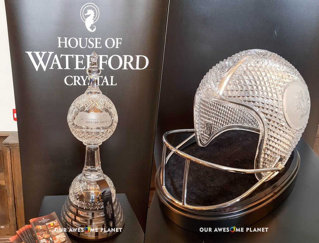 Waterford-Trophies