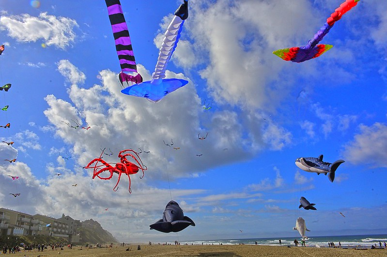 2017 Lincoln City Kite Festival