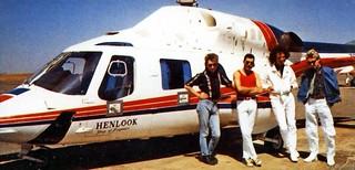 Queen, South Africa - 1984