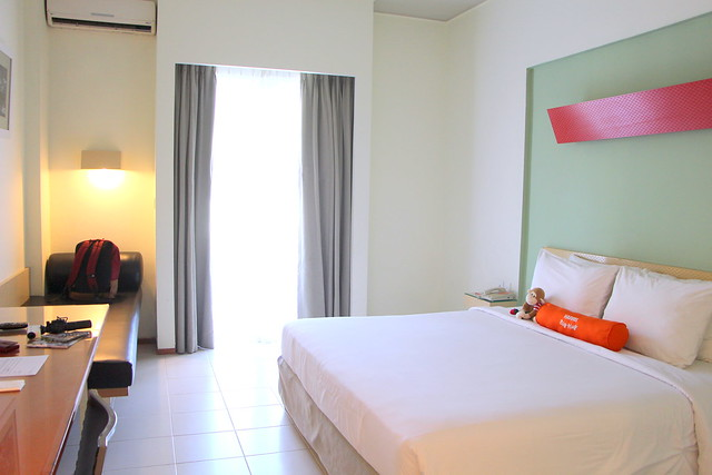 Harris Resort Waterfront Batam: Deluxe Room