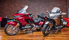 Honda GL 1800 GOLDWING Tour 2018 - 10