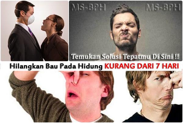 Obat Untuk Menghilangkan Bau Pada Hidung