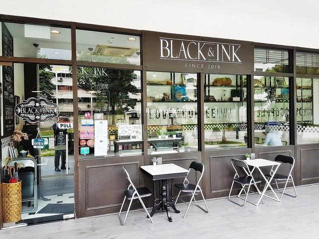 Black & Ink Exterior