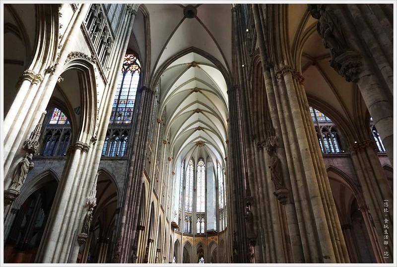 科隆大教堂-84-內部