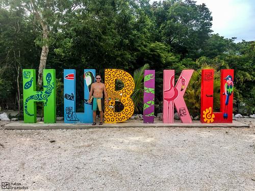 Cenote Hubiku3