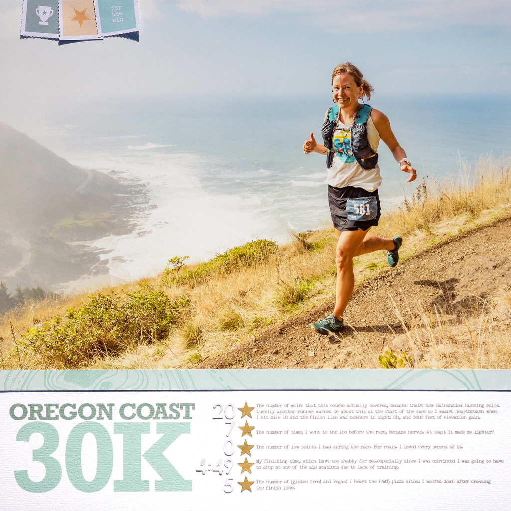 Oregon Coast 30K