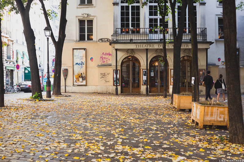 Rue Dancourt