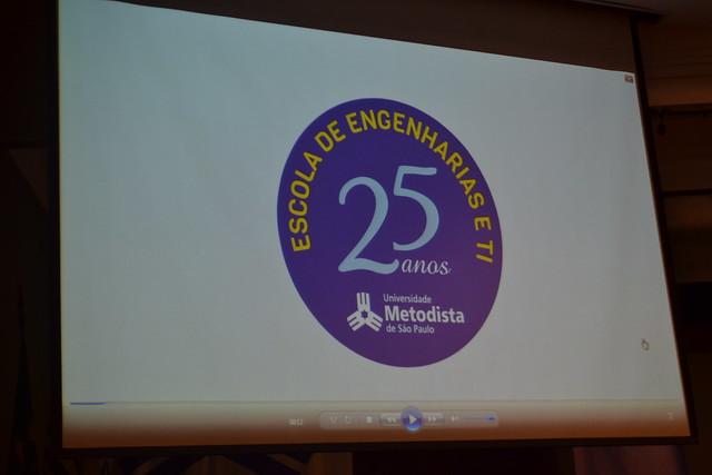 25 anos - Escola de Engenharias e TI