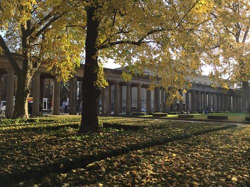 Berlín en otoño