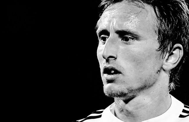 Luka Modric Bela Kemenangan Tottenham Hotspur