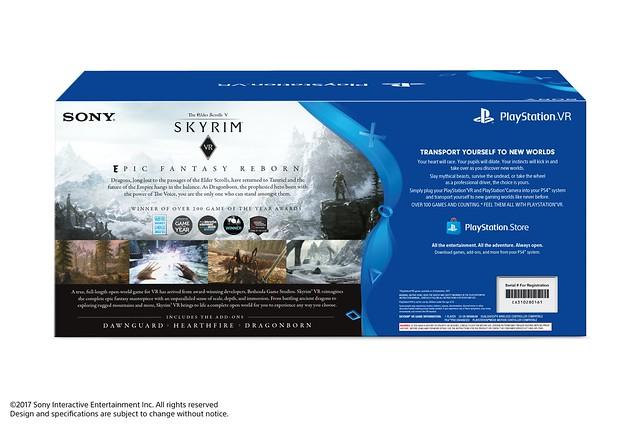 PlayStation Skyrim VR Bundle