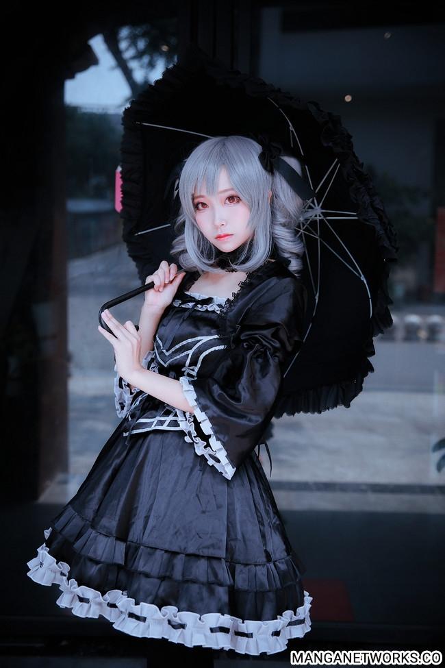 36592045733 a40f938fab o Hút hồn với vẻ đẹp của nữ Coser khi nhập vai vào Ranko Kanzaki