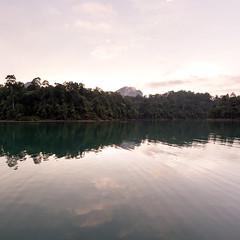 Evening in Thailand