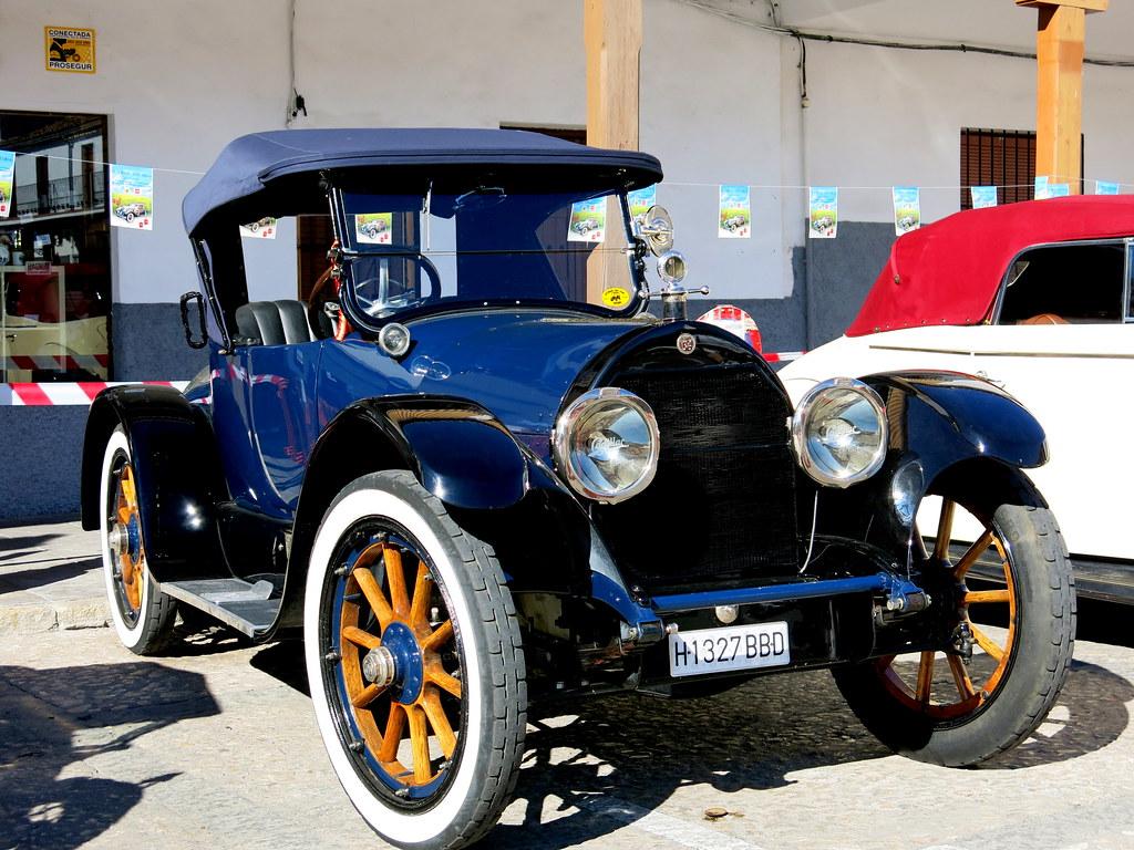 coches de época