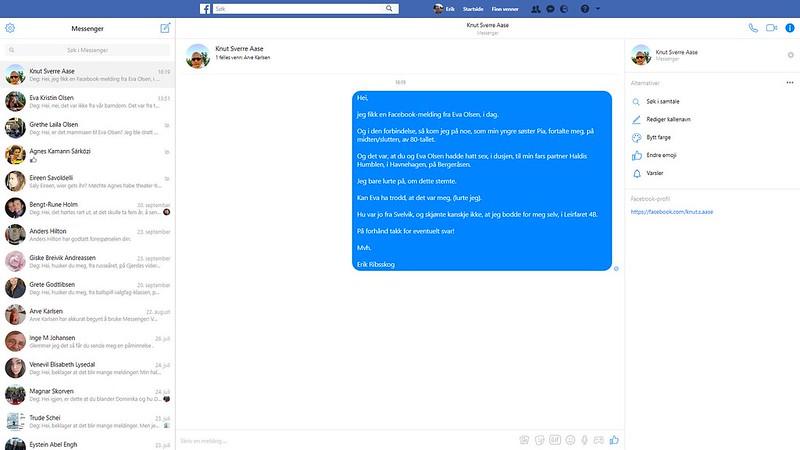 knut aase facebook