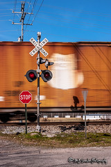 UP Boxcar | NS Memphis District