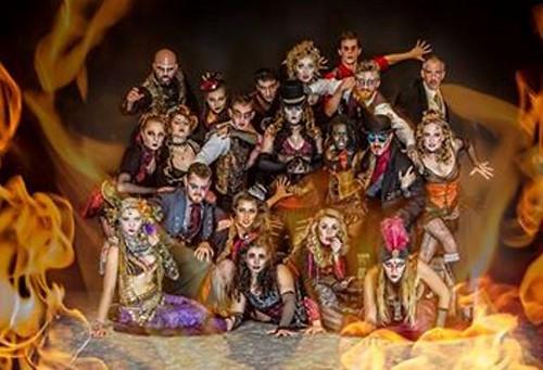 Phantasmagoria VIII: The Chains of Fire