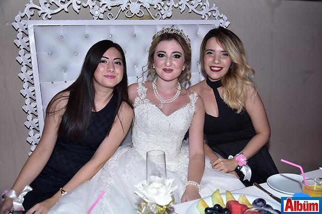 Beyza Başaran, Hande Çatalkaya, Tuğba Aydın